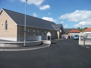 CPRC Ballymena - my church